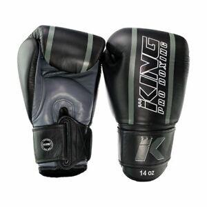 King Pro Boxing Gloves 10oz TOP - KPB/BG ELITE 1 - Professional Muay Thai