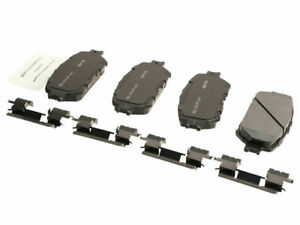 For 2006 Lexus GS300 Brake Pad Set Front AC Delco 18935NQ Professional Ceramic