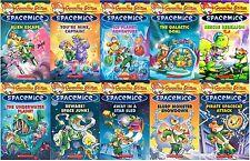 Geronimo Stilton SPACEMICE Series Collection Set Books 1-10 Paperback Brand New!