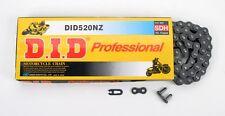 D.I.D 520NZ Super Roller Chain 116 Links 520 NZ Super Non O-Ring Chain Natural