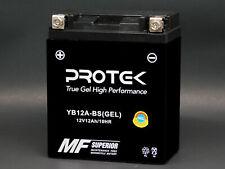 YB12A-A 12N12A-4A-1 12V GEL Battery Yamaha XV500 XS400 XS360 SR250 Exciter SRX