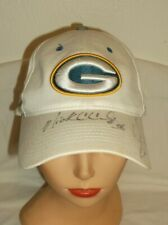 SIGNED GREEN BAY PACKERS HAT~ NICK COLLINS #36 & SAM SHIELDS #37
