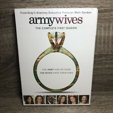 Army Wives - The Complete First Season (DVD, 2008, Multi-Disc Set) Factory