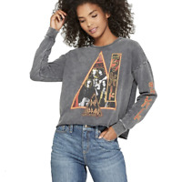 JUNK FOOD WOMEN'S DEF LEPPARD LONG SLEEVE TEE