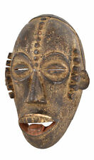 Igbo Mask Nigeria Pigment African Art
