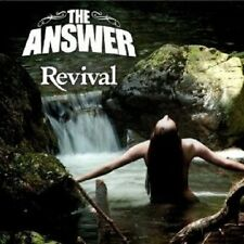 THE ANSWER - REVIVAL CD 12 TRACKS NEU