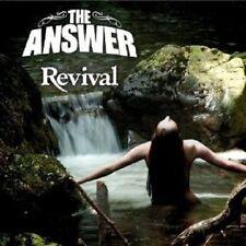 THE ANSWER - REVIVAL CD 12 TRACKS NEU