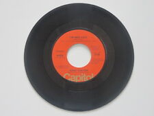 Jessi Colter - FOR THE FIRST TIME / I'M NOT LISA 1975 Capital 45 EP