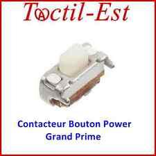 Contacteur du Bouton Power pour Samsung Galaxy Grand Prime VE SM-G531(F)