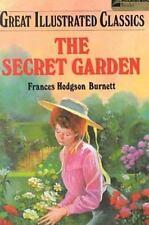 Great Illustrated Classics: The Secret Garden Hardcover Brand New
