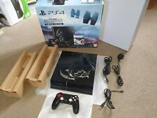 PS4 Star Wars Limited Edition Darth Vader 1TB console + controller