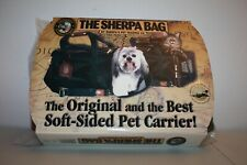 Sherpa Bag The Original Pet Dog Cat Carrier Size Small Green Up to 8lb. NEW