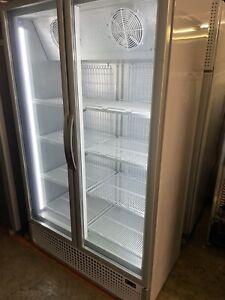Commercial Freezer Husky PRO Display Freezer 1.2m Wide