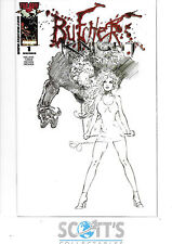 Butcher Knight   #1   NM   (Image)  Sketch Cover