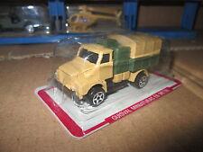 GUISVAL serie militari CAMION camionetta telonato militar truck Mercedes Magirus