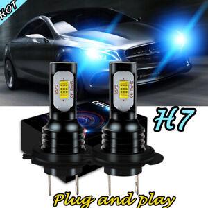 H7 LED Headlight Bulb Kit For Mercedes-Benz C230 C240 C250 C280 C300 Replace 8K