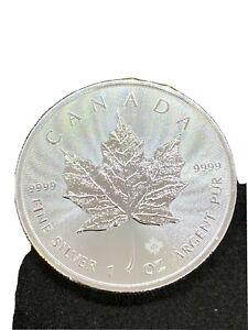 2016 Canadian One Ounce Silver Bullion Coin
