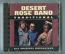 Desert Rose Band cd TRADITIONAL © 1993 Kurb Records US-10-track D2-77602 COUNTRY