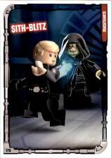 176 - Sith-Blitz - LEGO Star Wars Sammelkarten Serie 1