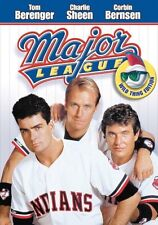 MAJOR LEAGUE Wild Thing Edition Charlie Sheen DVD NEW