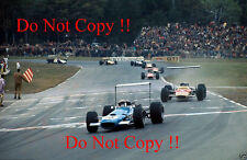 Jackie Stewart Matra MS10 Winner USA Grand Prix 1968 Photograph