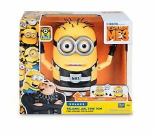 "DESPICABLE ME 3 - 7.25"" TALKING JAIL TIME TOM"