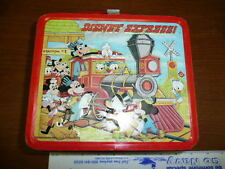 DISNEY EXPRESS ALADDIN  LUNCHBOX--NO THERMOS