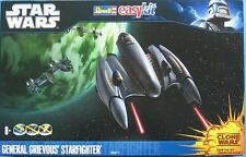 REVELL EASY KIT STAR WARS GENERAL GRIEVOUS STARFIGHTER 06671