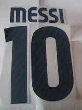 Messi 10 2010-2011 Barcelona Away Football Shirt Name Set Adult Sporting ID