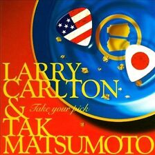 Take Your Pick by Larry Carlton/Tak Matsumoto (Guitar) (CD, 2010, Wienerworld)