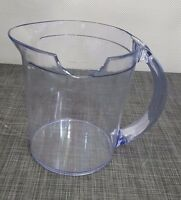 Fruit & Vegetable Centrifugal Juicer Juice Extractor Replacement Bowl w/ spout