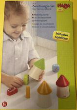 Zuordnungsspiel Tierversteck für Babies/Kleinkinder von HABA ab 1,5 Jahre