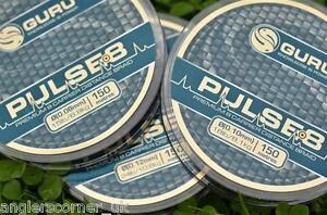 Guru Pulse8 Braid 150m / Line / Fishing