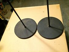 JBL home theater speaker stands pair with base