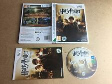 Harry Potter and the Deathly Hallows Part 2 -  Nintendo Wii (TESTED) UK PAL II