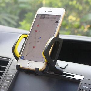 Car SUV Mobile Phone GPS CD Slot  Sat Nav Stand Holder Mount Cradle Universal
