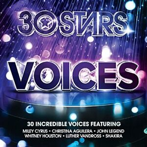 30 Stars - Voices [2 CD] Legacy Recordings
