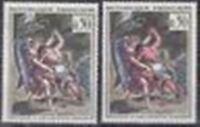"FRANCE STAMP TIMBRE 1376 "" JACOB L'ANGE DELACROIX VARIETE COULEUR "" NEUF xx LUXE"