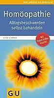 Homöopathie, Alltagsbeschwerden selbst behandeln GU Verlag Sven Sommer UNGELESEN