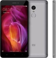 """Teléfonos móviles libres gris Xiaomi 4,5-4,9"""""""