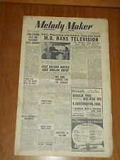 MELODY MAKER 1948 #765 APR 3 JAZZ SWING GEORGE EVANS ERIC WINSTONE BILLY TERNENT