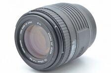 SIGMA AF 28-80mm F/3.5-5.6 MACRO For Minolta Sony α 4916 0110