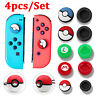 Silikon Poke Ball Button Thumb Grip Kappe Für Nintendo Switch Joy-Con Controller