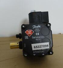 STANLEY ECOFLAM Burner UPFIRING COOKER & Boiler Burner, Oil Pump 65327098
