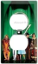 WIZARD OF OZ DOROTHY TOTO LION OUTLET WALL PLATE COVER KIDS BEDROOM ROOM DECOR