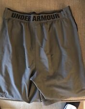 Grey Under Armour shorts Large