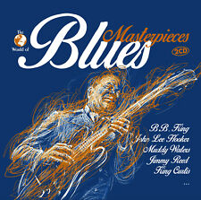 CD Blues Masterpieces von Various Artists 2CDs