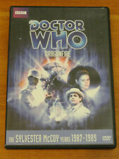 Doctor Who Dragonfire Story No. 151 Dvd 2012 Sylvester McCoy R1
