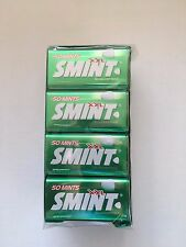SMINT Sugarfree SPEARMINT Breath Freshening 50 Mints Pack Of 12 x 35g NEW