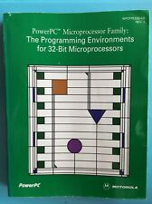 PowerPc Programming Environments For 32-Bit Microprocessors